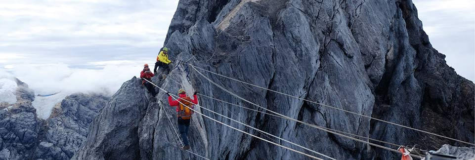 Carstensz Pyramid with Summit Xperience